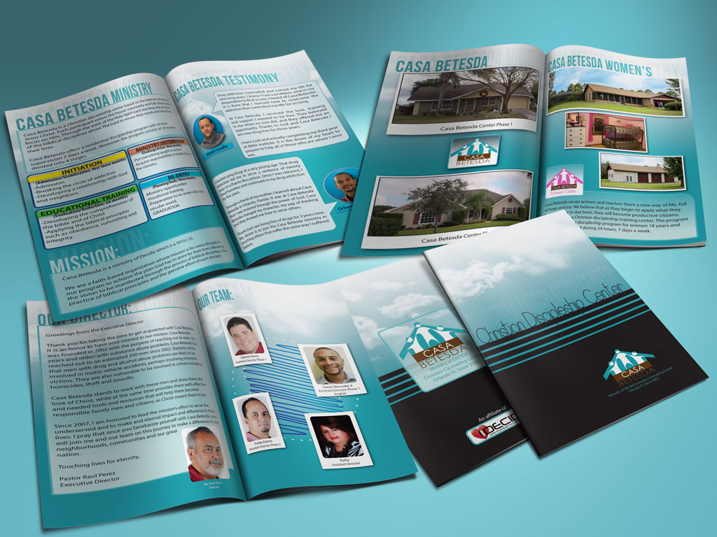 BETESDA Promotional Booklet
